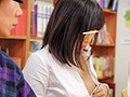 [GDHH-091] 静まり返った図書館でボクに逆痴漢してくるノーブラ痴女!勝手に挿入!勝手にセルフピストン!!勝手に強制中出し3連発!!!それでも満足しないノーブラ痴女はしつこいフェラで勝手に勃起させ、更に連続発射を求めてきた!!