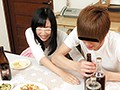 [GDHH-102] 成人した妹が初めての飲酒で泥酔&超暴走!?理性を失くしてドスケベ娘に豹変!!兄のチ●ポを欲しがり、まさかの近親相姦中出し!!
