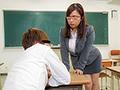 [GDHH-111] 「ダメッ!やめなさい!!それ以上したらしたくなっちゃうから…!!」ヤリチン男子の生徒指導をすることになった真面目な女教師は、男子生徒からのセクハラ行為を本気で断ることができず…それどころかドMの本性が暴走!淫乱化!!