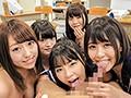 [GDHH-115] 転校した学校は『ウルトラクールビズ!』生徒も先生もおへそ丸出し!パンチラしまくり!おっぱいも半分…超ミニミニ制服でフル勃起必至の学園生活!2