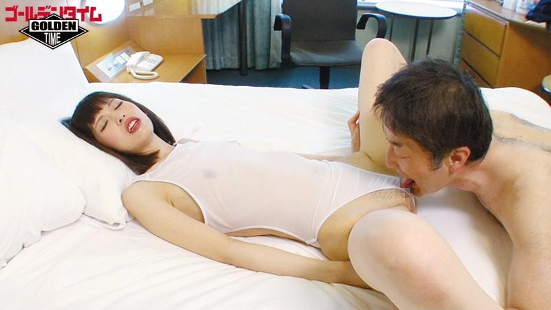 (ウエスト52cm!細可愛い!美白ボディ)の(ガリガリ超極細娘)は(僕らがビックリするくらいSEX中毒などド変態素人娘!) 浜野友香15