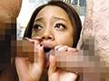 Hカップ美巨乳!ウエスト59cm!の完璧すぎるエロボディ黒人ハーフ褐色美女は見た目とは逆に日本人らしいアエギ声でイキまくるスケベ女 クロエ