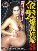 「金髪爆腹妊婦 3」のパッケージ画像