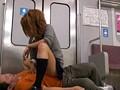 GAL Junkie 12 椿さりな 電車内で超ガラの悪い女子校生にカツアゲされました! サンプル画像 No.2