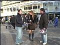 完全顔出し 街で素人女性に交渉してAVを撮る 6