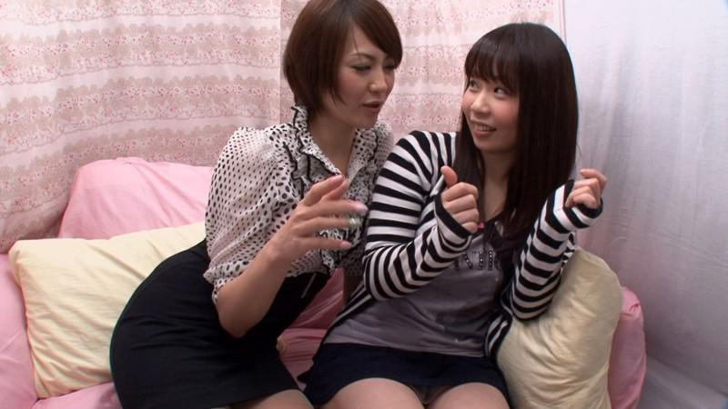 女監督ハルナの素人レズナンパ 巨乳!美乳!エロいおっぱい女子20人集めましたSP! の画像3