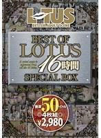 「BEST OF LOTUS 16時間 SPECIAL BOX」のパッケージ画像