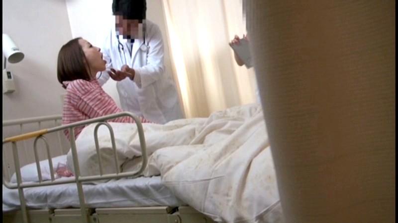 媚薬で子宮を刺激され白目で悶え狂う美人患者 の画像1