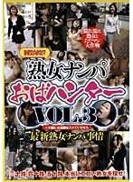 熟女ナンパ おばハンター VOL.3 ダウンロード