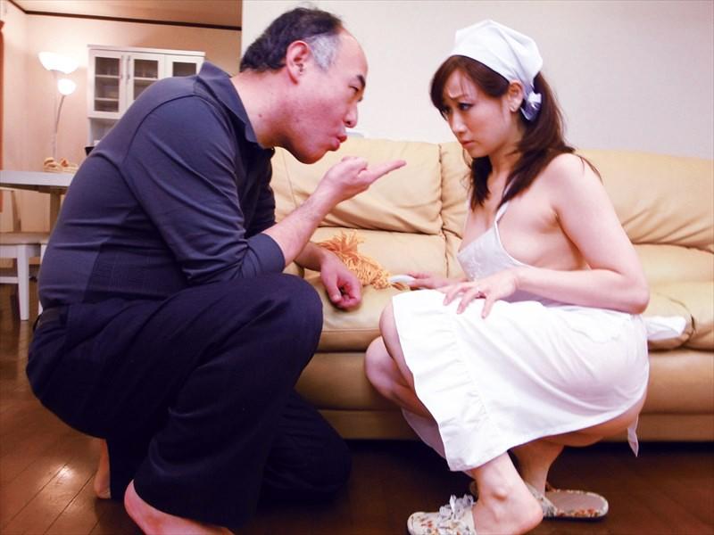家政婦の肉体奉仕「ご主人様、もっと虐めて下さい」水嶋あずみ 川上ゆう 村上涼子 の画像5