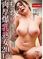 むっちり肉厚爆乳熟女20人VOL.2