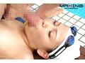 幻の競泳水着×横山美雪 9
