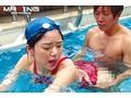 幻の競泳水着×清水理紗 3