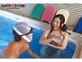 幻の競泳水着×清水理紗 5