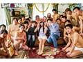 (由愛可奈ムービー)初アダルト5周忌記念 ハメられっぱなし30人中だし生ライブ 由愛可奈