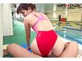 麗しの競泳水着×佐々木玲奈 2
