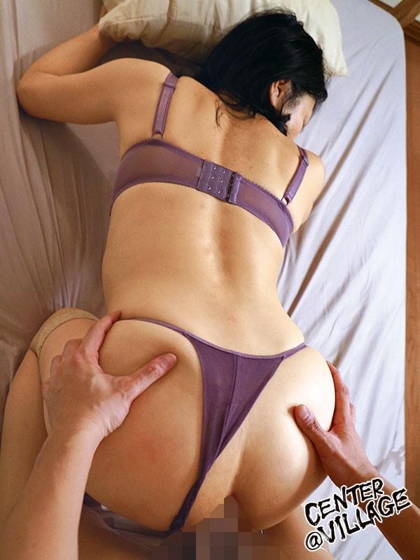 竹宮んちのおばちゃんが勝負下着でこっそり僕を誘惑してきた 竹宮かほりのサンプル画像9