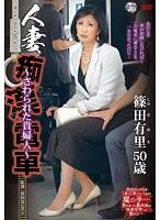 人妻痴漢電車~さわられた貴婦人~ 篠田有里