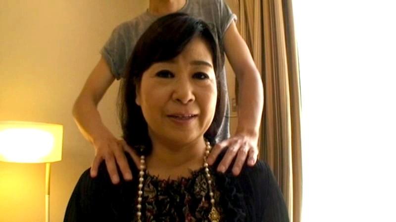 初撮り五十路妻ドキュメント 村松響子 の画像1