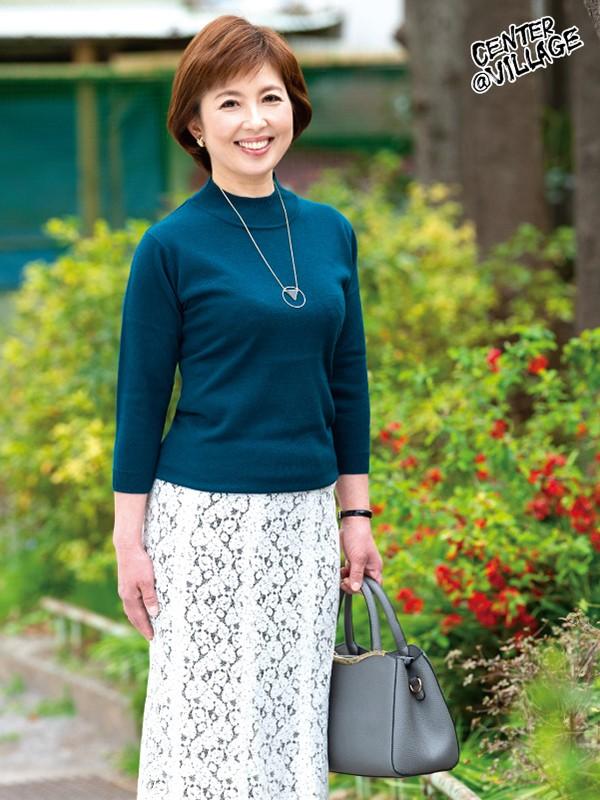 初撮り五十路妻ドキュメント 尾崎菜々子 の画像10