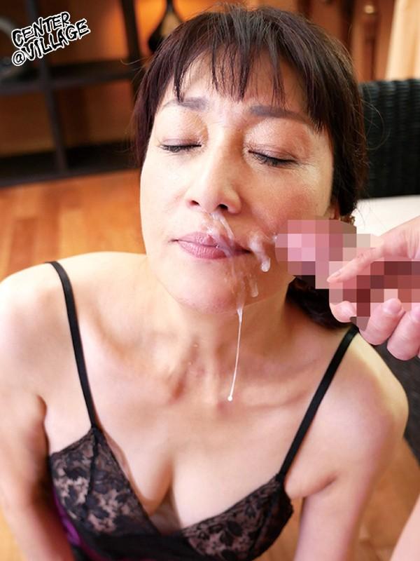 初撮り五十路妻ドキュメント 西本英恵 の画像7