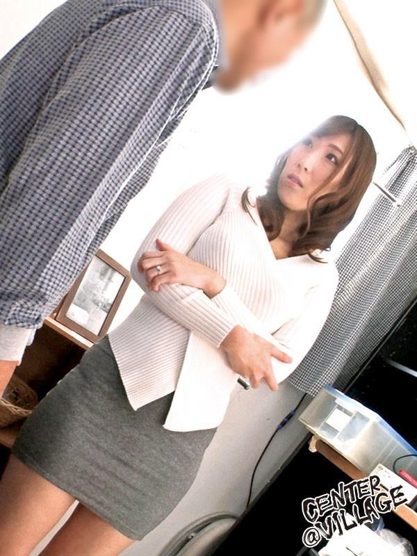 義父に寝取られたIカップの爆乳妻 彩奈リナ の画像9