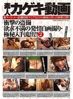 素人カゲキ動画 衝撃の盗撮・欲求不満の発情自画撮り・極秘入手流出!! 2 ダウンロード