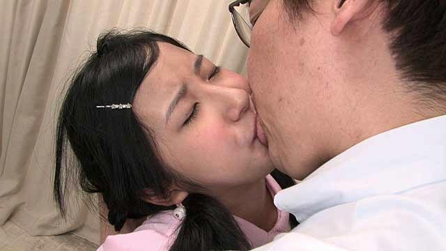 娘に淫らな性教育 娘は美少女×貧乳×パイパン 父と娘の背徳セックス 一之瀬すず 画像13枚