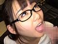 トランジスタグラマーボディ 巨乳パイパンメガネっ娘 るみ 20歳 専門学生 Fカップ(90cm) 身長149cm 8