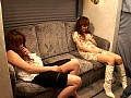 [KAIM-041] ガチナンパした素人娘と素人娘の顔出し相互観賞オナニー