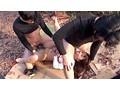 マダム狩り 2 街で見かけた熟女を拉致って廃墟凌辱 サンプル画像6