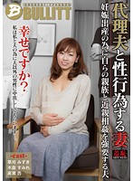 (h_100req00205)[REQ-205] 代理夫と性行為する妻 妊娠出産の為に自らの親族と近親相姦を強要する夫 ダウンロード