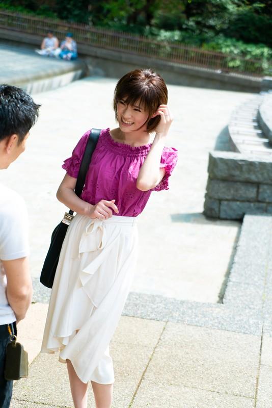 「わたし主人以外ほとんど経験ないんです」貞操を守り続けたレア妻が本気の不倫!密着セックス の画像5