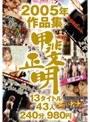 甲斐正明2005年作品集 13タイトル43人