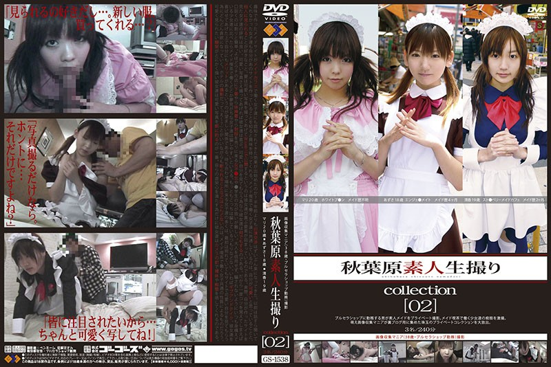 (h_101gs01538)[GS-1538] 秋葉原素人生撮りcollection [02] ダウンロード