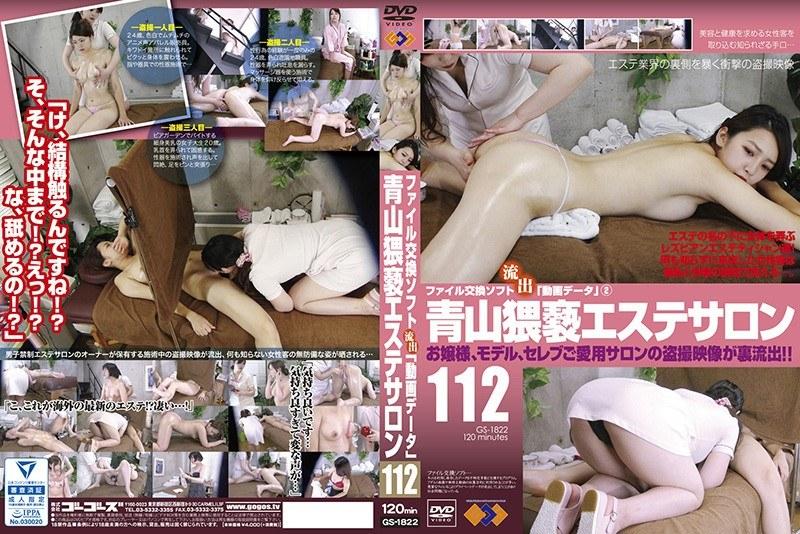 美乳のアパレル店員ののぞき無料動画像。青山猥褻エステサロン112