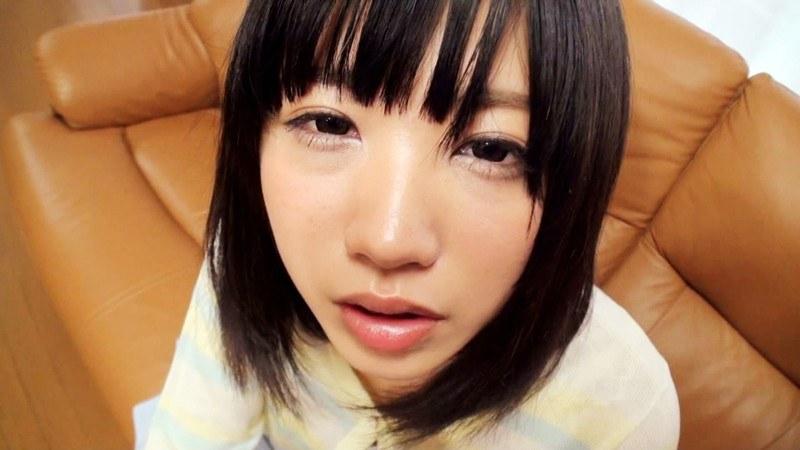 黒髪の素人のオナニー無料動画像。ユナ 22歳