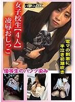 女子校生 4人凌辱おしっこ 優等生のパンツ染み ダウンロード