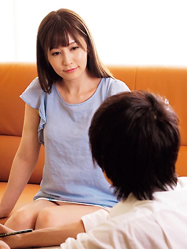 息子の同級生を妊娠危険日にマンチラ誘惑 佐々木あき-4