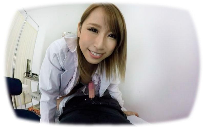 【VR】レベルが高過ぎる美女医のフェラ治療 北川エリカ