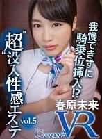 【VR】'超'没入性感エステ vol.5 春原未来 ダウンロード