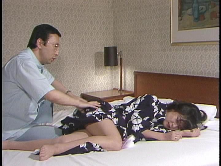 性感極秘テクニックPART-5 「どうして腰が動くの…」 栗田明子 の画像19