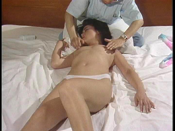性感極秘テクニックPART-5 「どうして腰が動くの…」 栗田明子 の画像14
