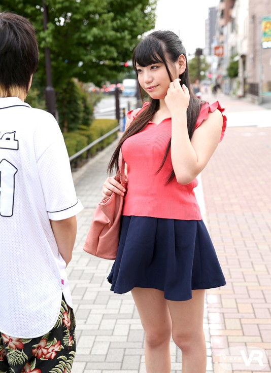 【エロVR】巨乳美女