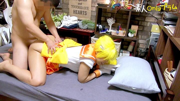 (羞恥)ババコス!(BBA)奥さんをノーブラセー○ーヴィー○スにしてみたら透け乳首が卑猥すぎた件(中田氏) 森下美緒