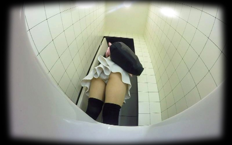 【VR】公衆トイレ 放尿観察