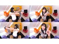 【VR】星奈あい カノジョがあのセーターに着替えたら… かわいさ全開!大興奮中出しSEX! 2