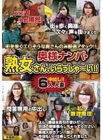 「奥様ナンパ・熟女さん、いらっしゃ~い!! 4」のパッケージ画像