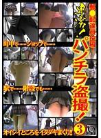 郵○配達員投稿! 卑劣パンチラ盗撮! 3