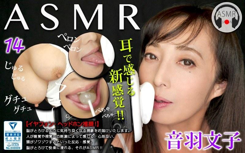 ASMR 14 音羽文子 パッケージ画像